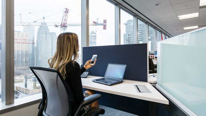 Connected office lighting solution – Cisco Toronto office –Philips Lighting-4